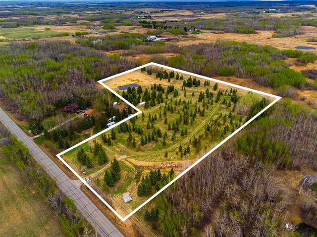 50545 Rge Rd 233, Rural Leduc County, AB T4X 0L4 (#E4243789) :: The Foundry Real Estate Company