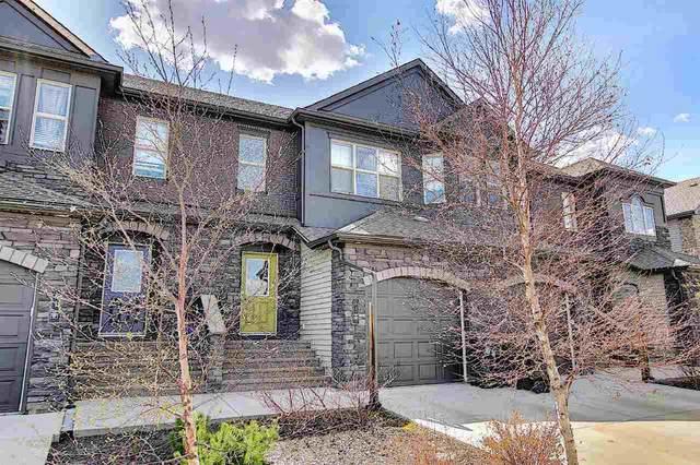 3 Greenbury Manor, Spruce Grove, AB T7X 0M1 (#E4243790) :: The Foundry Real Estate Company