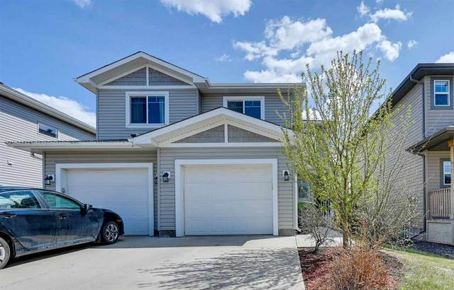 83 Radcliffe Wynd, Fort Saskatchewan, AB T8L 0M6 (#E4243800) :: The Foundry Real Estate Company