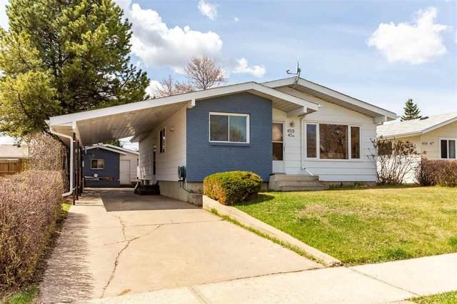4715 47 Street, Onoway, AB T0E 1V0 (#E4243801) :: Initia Real Estate