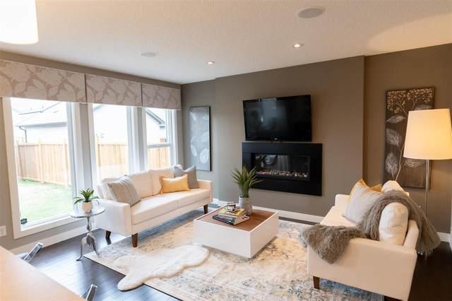 17617 5A Avenue, Edmonton, AB T6W 2L3 (#E4243802) :: Initia Real Estate