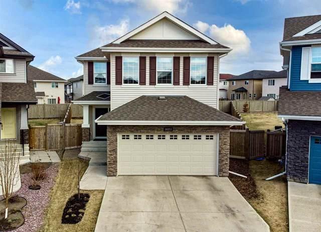 16311 135 Street, Edmonton, AB T6V 0J9 (#E4243803) :: Initia Real Estate