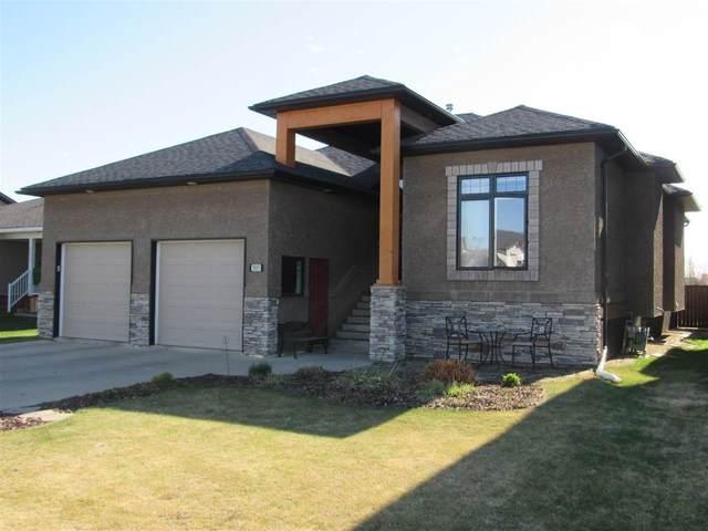 5015 61 Street, Barrhead, AB T7N 0A1 (#E4243804) :: Initia Real Estate