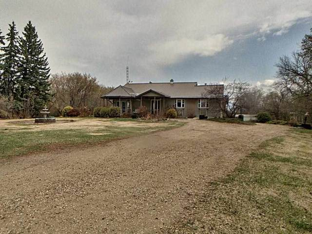44407 Hwy 36, Rural Flagstaff County, AB T0B 2L0 (#E4243806) :: The Foundry Real Estate Company