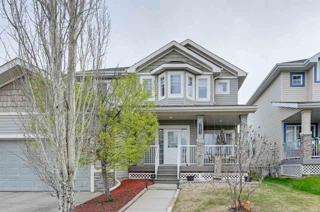 1541 Rutherford Road, Edmonton, AB T6W 0A6 (#E4243817) :: Initia Real Estate