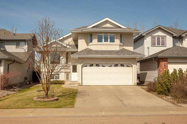 1206 Henwood Place NW, Edmonton, AB T6R 2X4 (#E4243818) :: Initia Real Estate