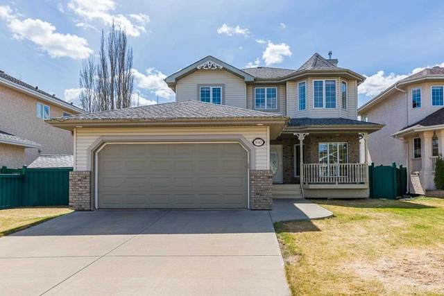 1047 Holgate Place, Edmonton, AB T6R 2T7 (#E4243822) :: The Foundry Real Estate Company