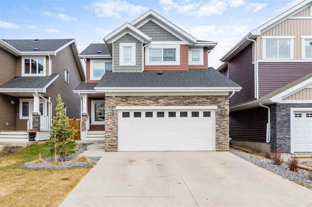 6448 Elston Loop NW, Edmonton, AB T6M 2N5 (#E4243824) :: The Foundry Real Estate Company