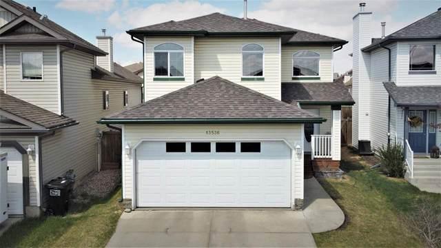 13536 141 Avenue, Edmonton, AB T6V 1W7 (#E4243828) :: Initia Real Estate