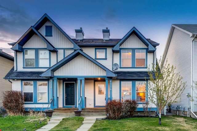 6024 South Terwillegar Boulevard, Edmonton, AB T6R 0K5 (#E4243830) :: Initia Real Estate