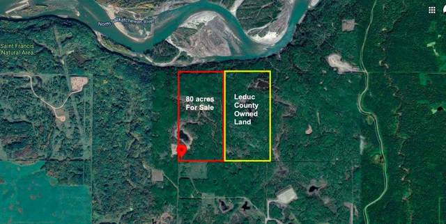 0, Rural Leduc County, AB T0C 2T0 (#E4243843) :: The Foundry Real Estate Company