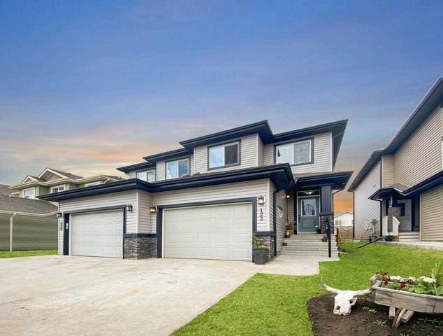122 Springwood Way, Spruce Grove, AB T7X 0S7 (#E4243856) :: The Good Real Estate Company