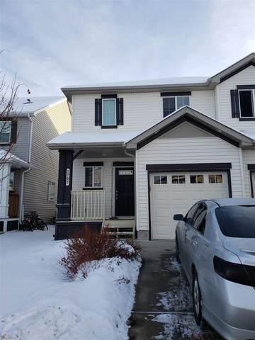 1707 65 Street Sw SW, Edmonton, AB T6X 0M9 (#E4243857) :: Initia Real Estate