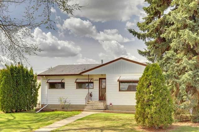 11626 133 Street, Edmonton, AB T5M 1H5 (#E4243858) :: The Foundry Real Estate Company