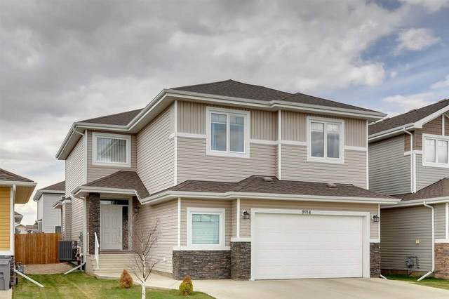 8914 97 Avenue, Morinville, AB T8R 2N7 (#E4243862) :: The Foundry Real Estate Company