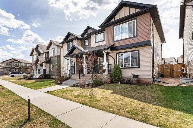 17060 38 Street, Edmonton, AB T5Y 3R8 (#E4243870) :: Initia Real Estate