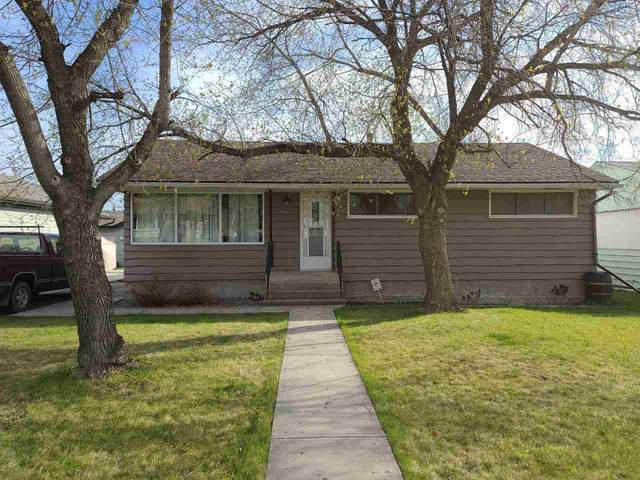 5018 46 Street, Drayton Valley, AB T7A 1C5 (#E4243876) :: Initia Real Estate