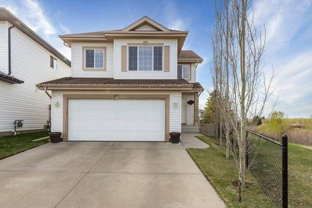 313 Silver_Berry Road, Edmonton, AB T6T 2A7 (#E4243883) :: Initia Real Estate