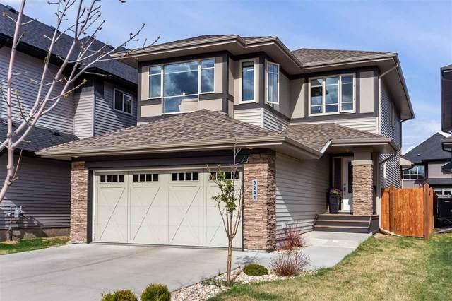 3241 Allan Way SW, Edmonton, AB T6W 2L8 (#E4243889) :: Initia Real Estate