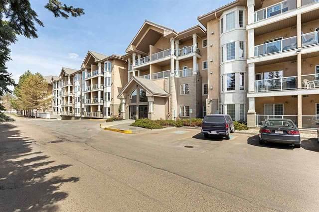 319 11260 153 Avenue, Edmonton, AB T5X 6E7 (#E4243894) :: Initia Real Estate