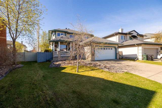 17 Heritage Lake Way, Sherwood Park, AB T8A 6A7 (#E4243895) :: The Foundry Real Estate Company