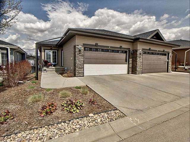 6 - 4001 Eton Boulevard, Sherwood Park, AB T8H 0N8 (#E4243901) :: The Foundry Real Estate Company