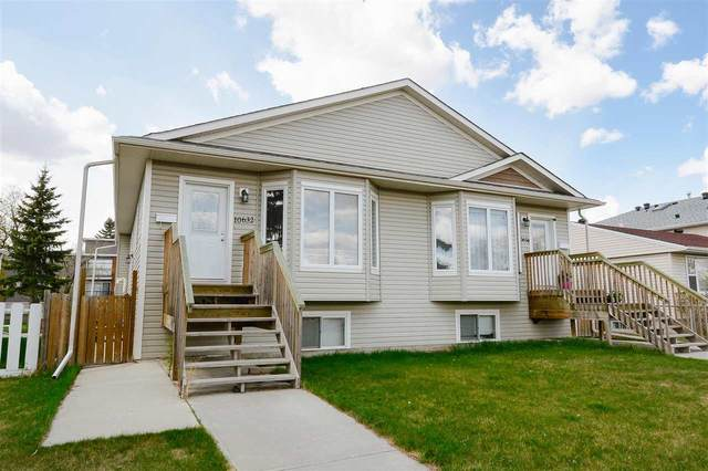 10632 155 Street, Edmonton, AB T5P 2M5 (#E4243909) :: Initia Real Estate
