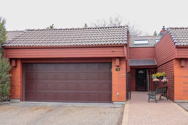 19 500 Lessard Drive, Edmonton, AB T6M 1G1 (#E4243911) :: Initia Real Estate