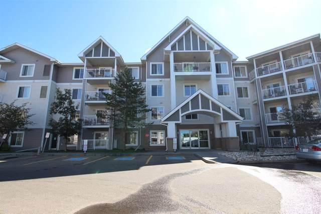 112 4403 23 Street, Edmonton, AB T6T 0E4 (#E4243912) :: Initia Real Estate