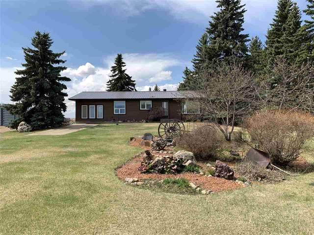 41480 Range Road 145, Rural Flagstaff County, AB T0B 1N0 (#E4243916) :: Initia Real Estate