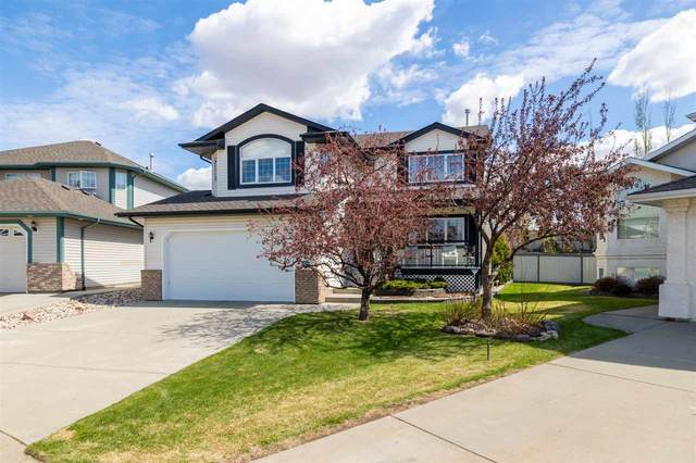 435 Heritage Drive, Sherwood Park, AB T8A 6A4 (#E4243918) :: The Foundry Real Estate Company