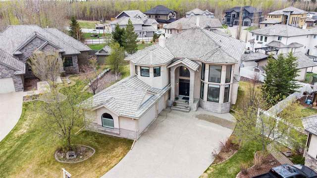 324 52304 RGE RD 233, Rural Strathcona County, AB T8B 1C9 (#E4243920) :: The Foundry Real Estate Company