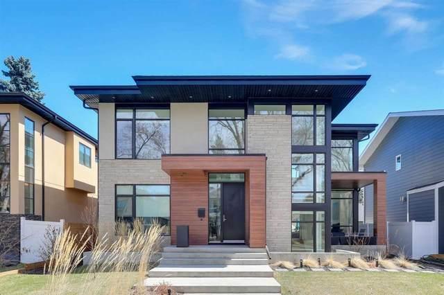 10411 135 Street, Edmonton, AB T5N 2C5 (#E4243922) :: Initia Real Estate