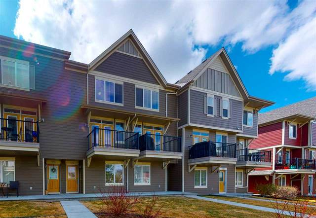 134 603 Watt Boulevard, Edmonton, AB T6X 0P3 (#E4243923) :: Initia Real Estate