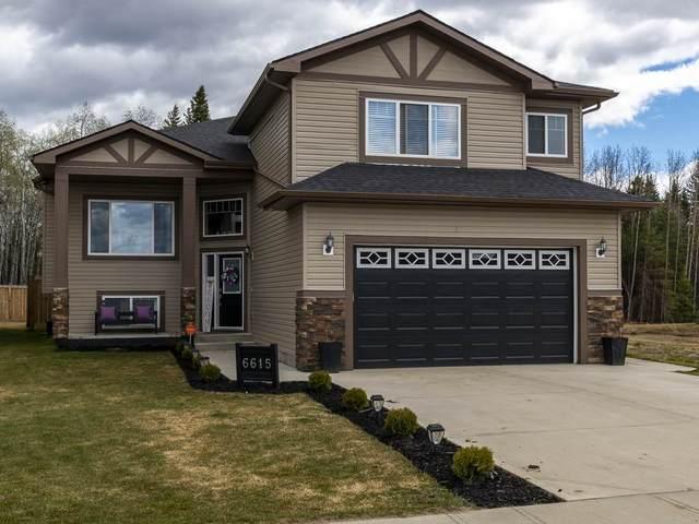 6615 Tricity Way, Cold Lake, AB T9M 0J3 (#E4243935) :: Initia Real Estate