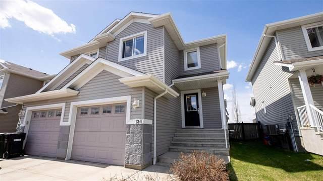 134 Keystone Crescent, Leduc, AB T9E 0M6 (#E4243938) :: Initia Real Estate