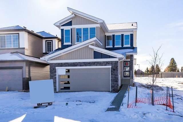 7359 Chivers Crescent, Edmonton, AB T6W 4L9 (#E4243939) :: The Foundry Real Estate Company