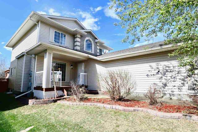 10 Westwood Wynd, Fort Saskatchewan, AB T8L 4L3 (#E4243949) :: Initia Real Estate
