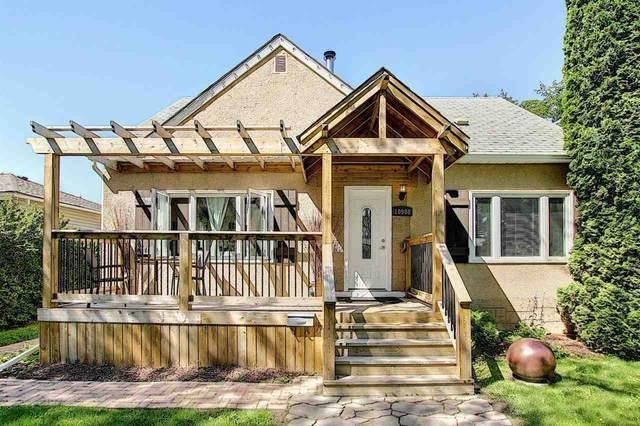 10908 132 Street, Edmonton, AB T5M 1C9 (#E4243951) :: The Foundry Real Estate Company