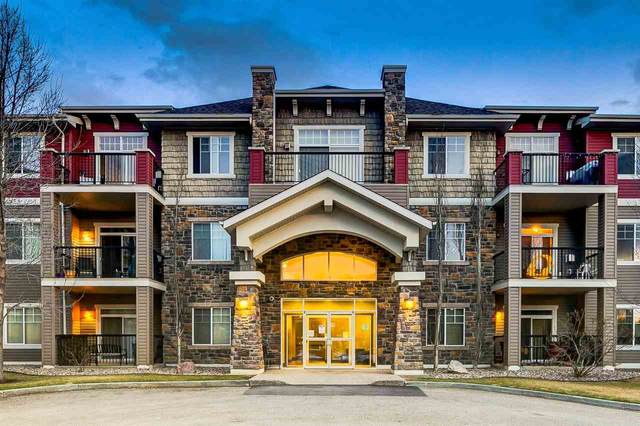 129 2503 Hanna Crescent, Edmonton, AB T6R 0H1 (#E4243958) :: Initia Real Estate