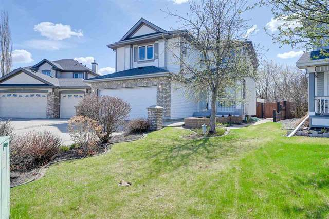 13 Dunfield Crescent, St. Albert, AB T8N 6R8 (#E4243959) :: The Foundry Real Estate Company
