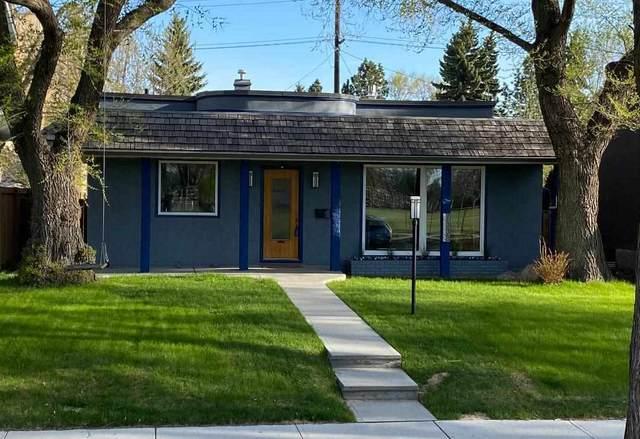 7338 111 Avenue NW, Edmonton, AB T5B 0B6 (#E4243964) :: The Foundry Real Estate Company