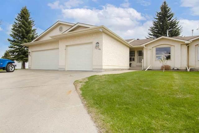 1574 54 Street, Edmonton, AB T6L 6H4 (#E4243966) :: Initia Real Estate