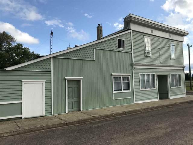 5001 50STREET, Lavoy, AB T0B 2S0 (#E4243972) :: Initia Real Estate