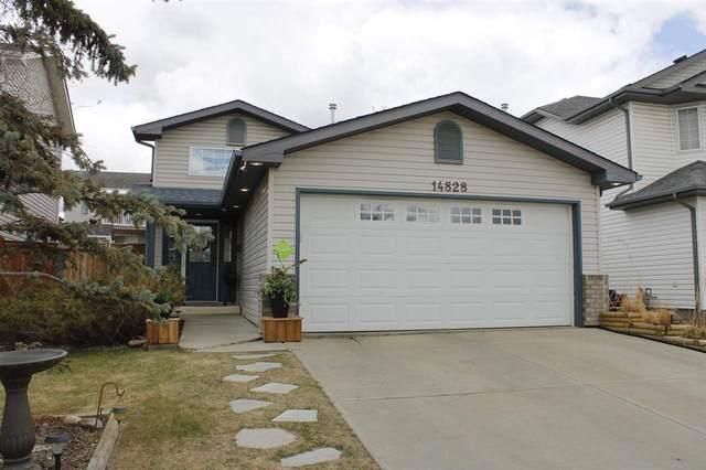 14828 48 Street, Edmonton, AB T5Y 2X1 (#E4243974) :: Initia Real Estate