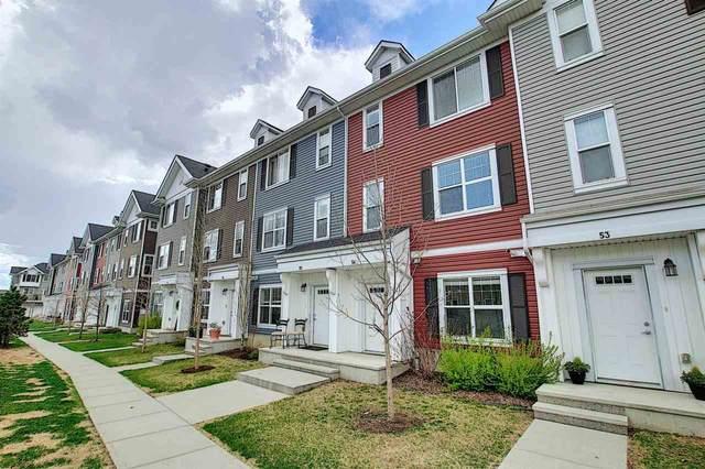 54 903 Crystallina Nera Way, Edmonton, AB T5Z 0N6 (#E4243979) :: Initia Real Estate