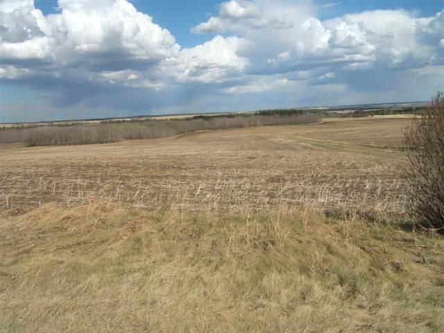 NE-6-56-12 W-4Th, Rural Two Hills County, AB T0B 4K0 (#E4243981) :: Initia Real Estate