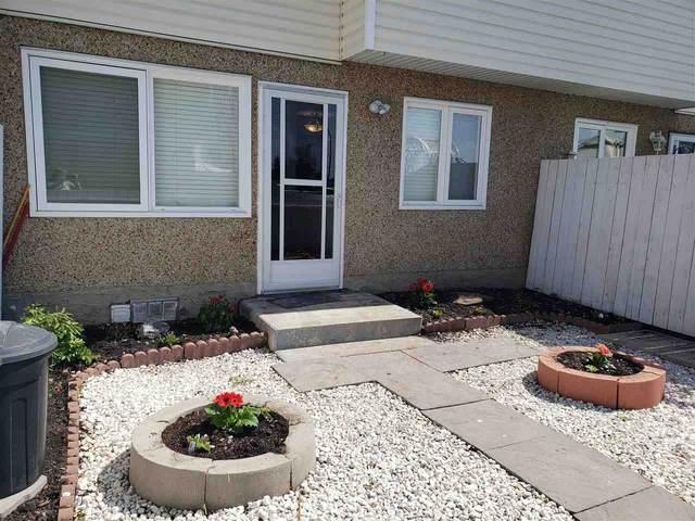 104 16344 109 Street NW, Edmonton, AB T5X 2T4 (#E4243992) :: Initia Real Estate