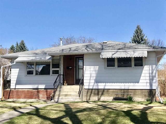 7648 91 Avenue, Edmonton, AB T6C 1P8 (#E4243994) :: Initia Real Estate