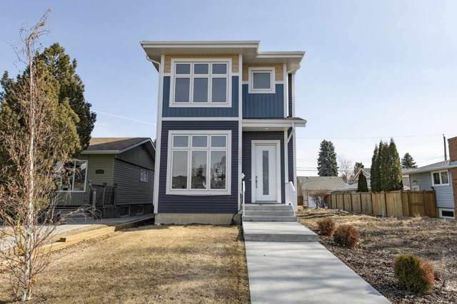9025 145 Street, Edmonton, AB T5R 0V1 (#E4244000) :: Initia Real Estate